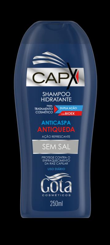 Distribuição de Shampoo Anticaspa sem Sal Penha de França - Distribuição de Shampoo Anticaspa Feminino