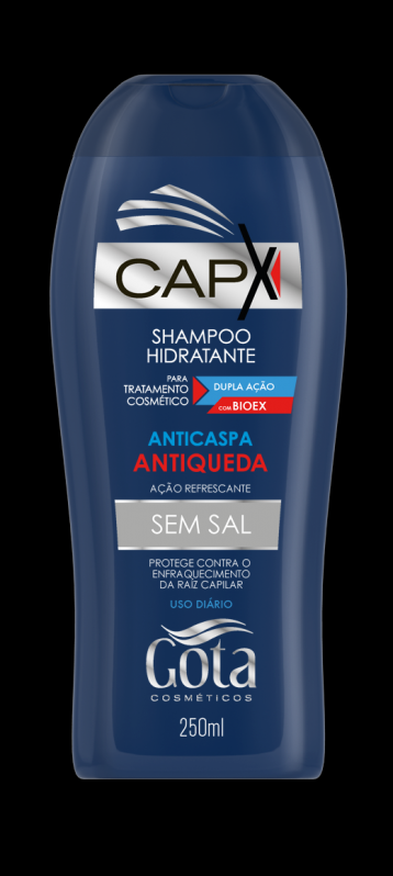 Distribuição de Shampoo Masculino Anticaspa  Fazenda Morumbi - Distribuição de Shampoo Anticaspa Feminino
