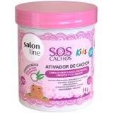 contratar fornecedor de ativador de cachos salon line 1kg Vila Sônia