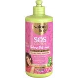 distribuição de shampoo e condicionador marca salon line cachos Tremembé