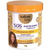 distribuidor de definidor de cachos marca salon line Jaçanã