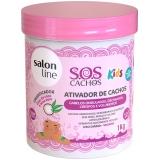 distribuidor de produtos salon line cachos orçar Osasco