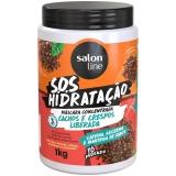 distribuidora de creme de hidratação marca salon line Vila Nova Conceição