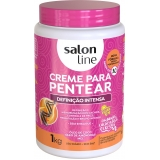 distribuidora de creme marca salon line 1kg Tremembé