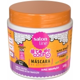 distribuidora de creme para cabelo cacheado salon line contato Vila Medeiros