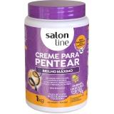 distribuidora de creme salon line 1kg contato Rio Pequeno