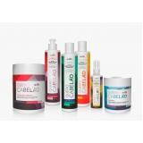 fornecedor cosméticos de salão Água Branca