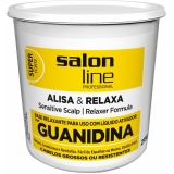 onde encontro distribuidora de creme alisante salon line Barra do Una