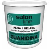 onde tem distribuidora de creme de relaxamento salon line Santos