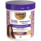 serviço de distribuição de shampoo e condicionador salon line cachos Santa Isabel